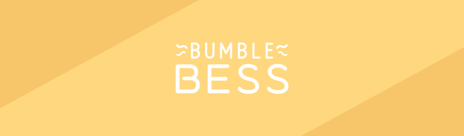 Yellow header featuring the BumbleBess logo