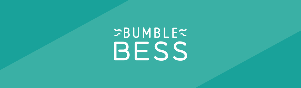 Teal green header featuring the BumbleBess logo
