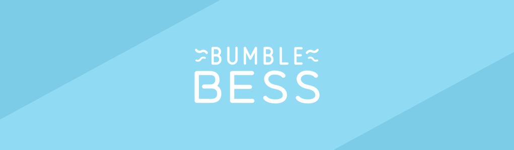 Light blue header featuring the BumbleBess logo