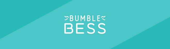 Teal header featuring the BumbleBess logo